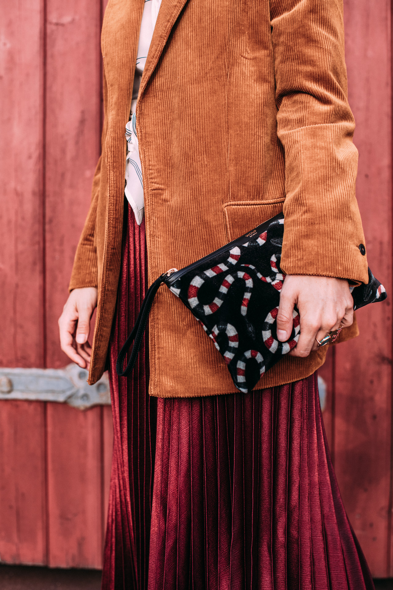 Coral-Snakes-velvet-night-clutch-bag-wouf