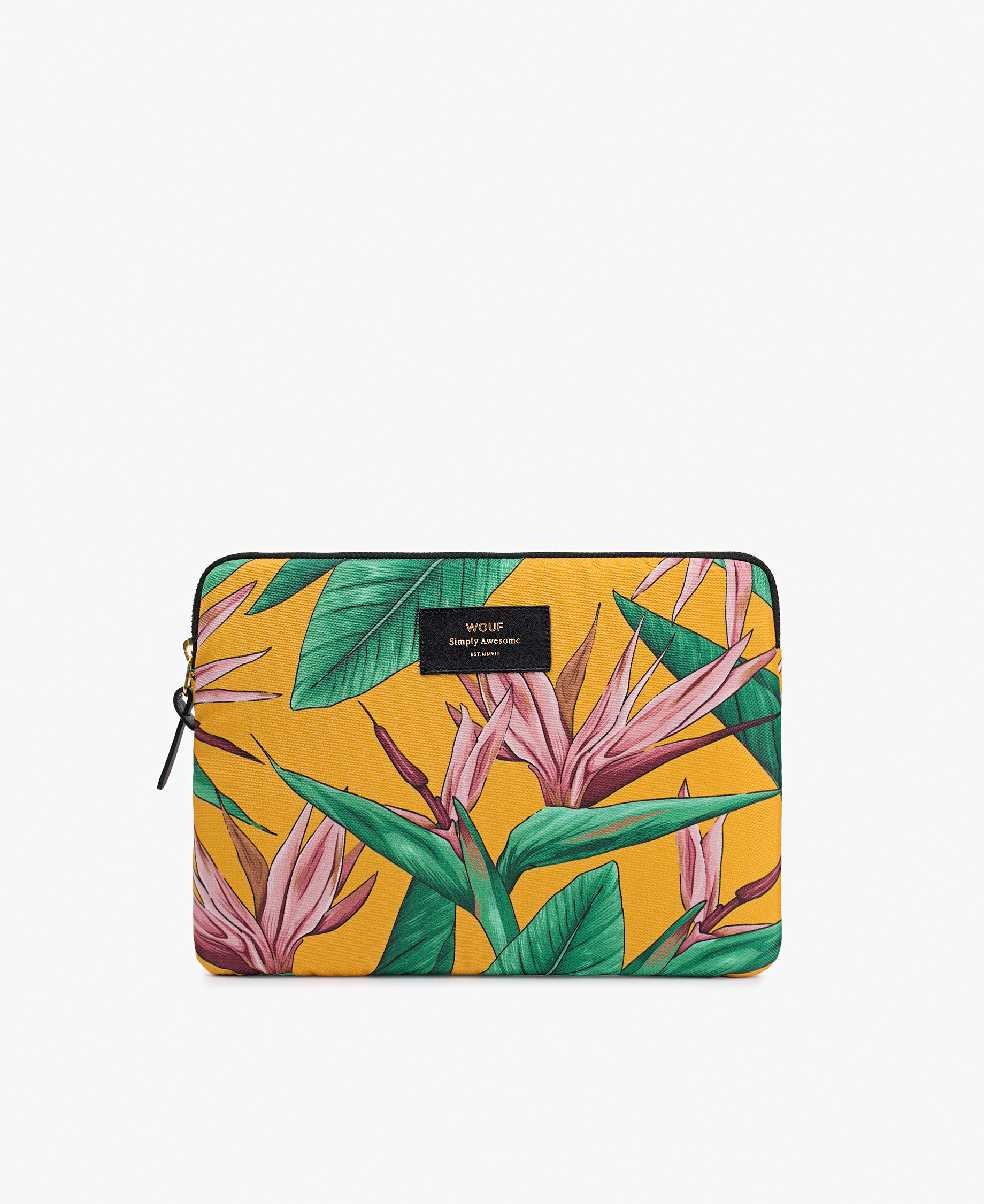 woman iPad case