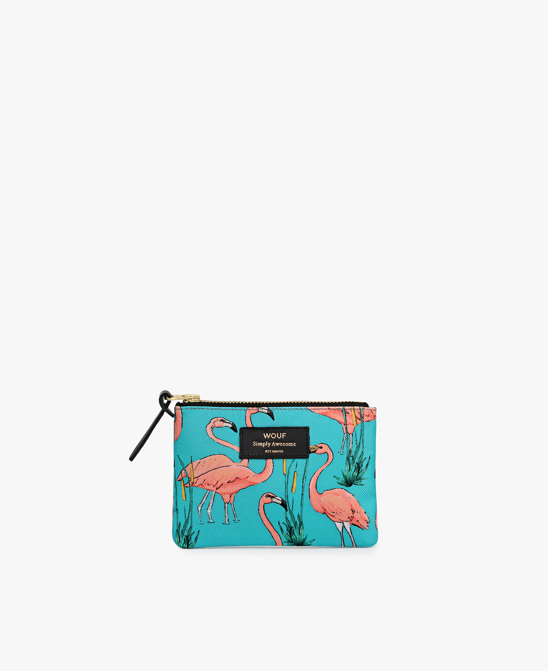 fashionable pouch bag