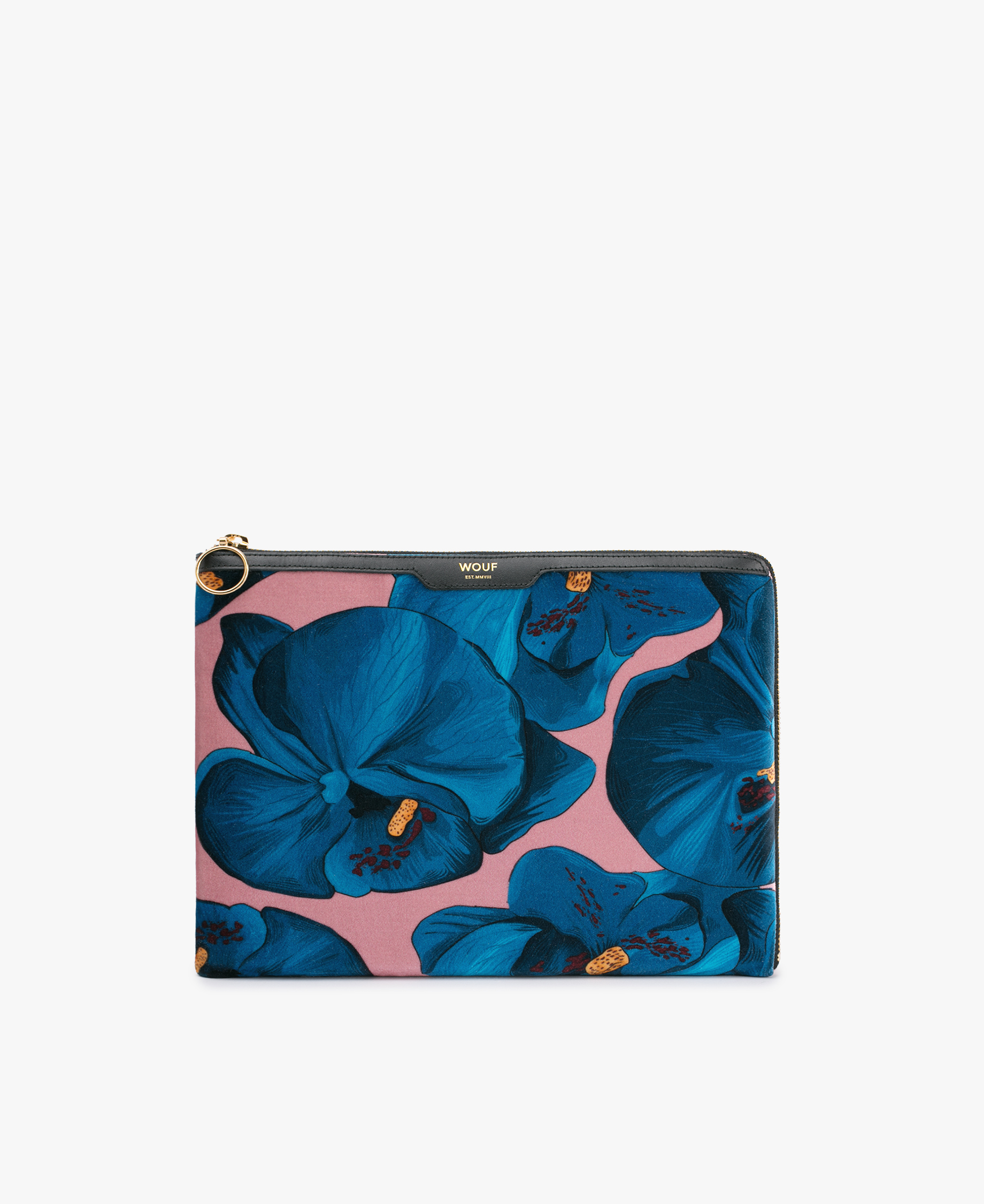 fashionabe velvet ipad case