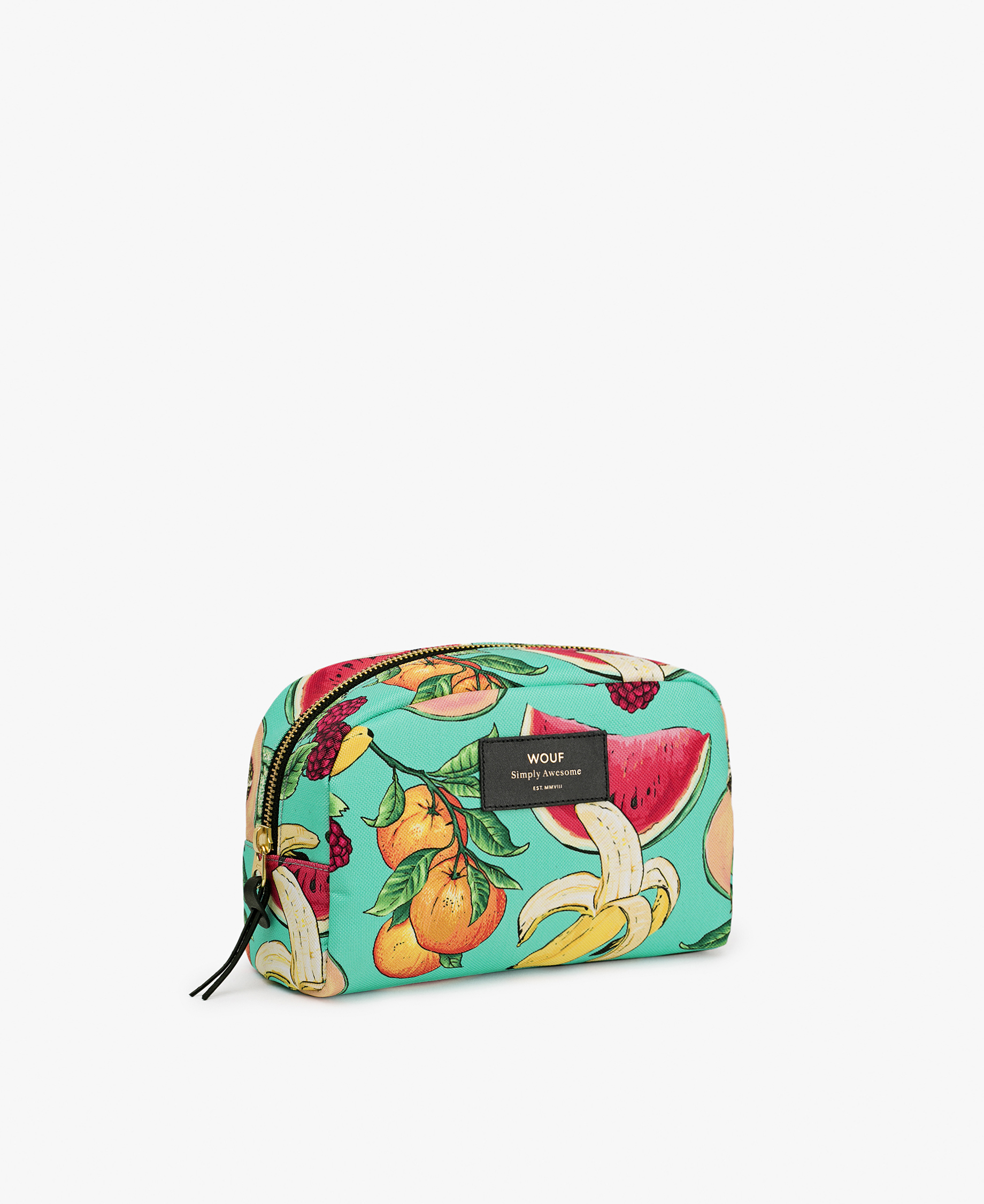 toiletry bag for young woman