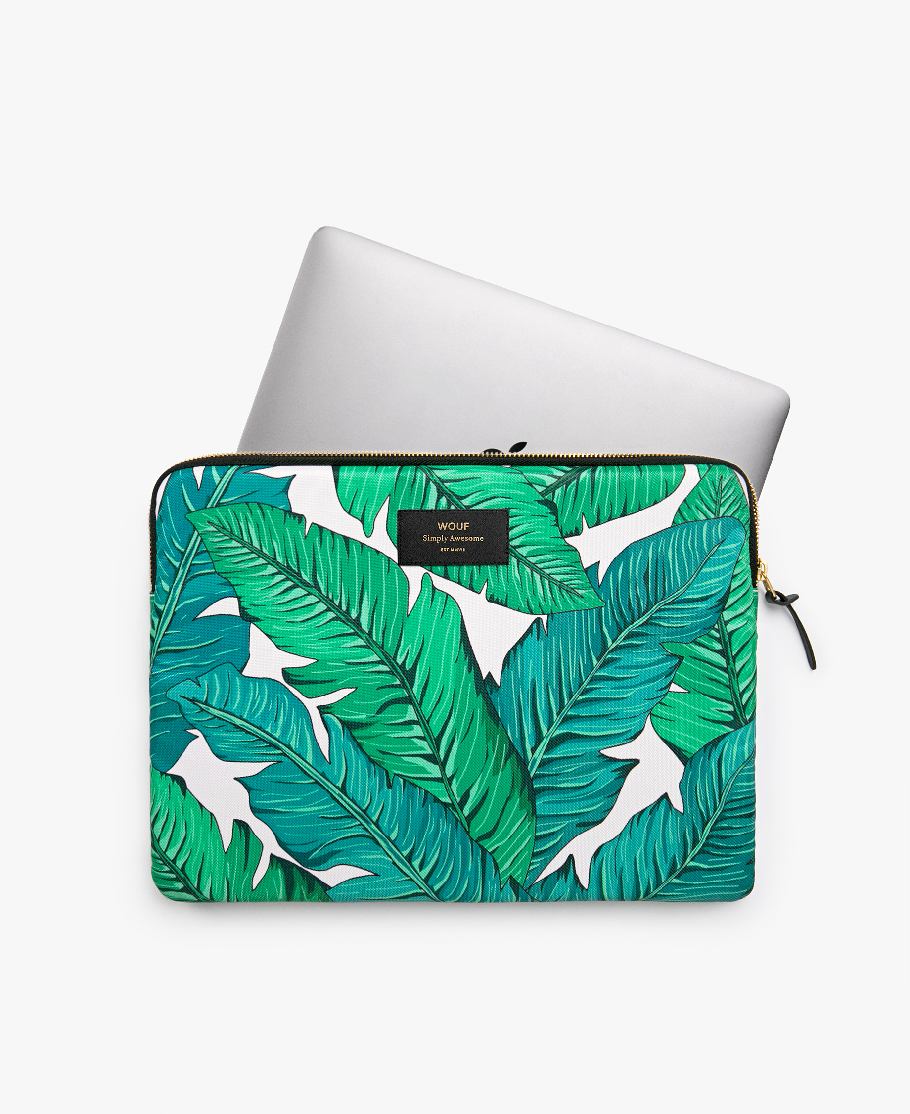 chic Woman laptop cover