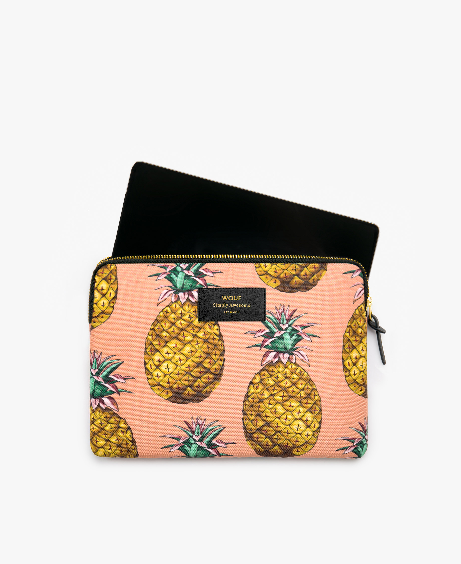 pinapple ipad case