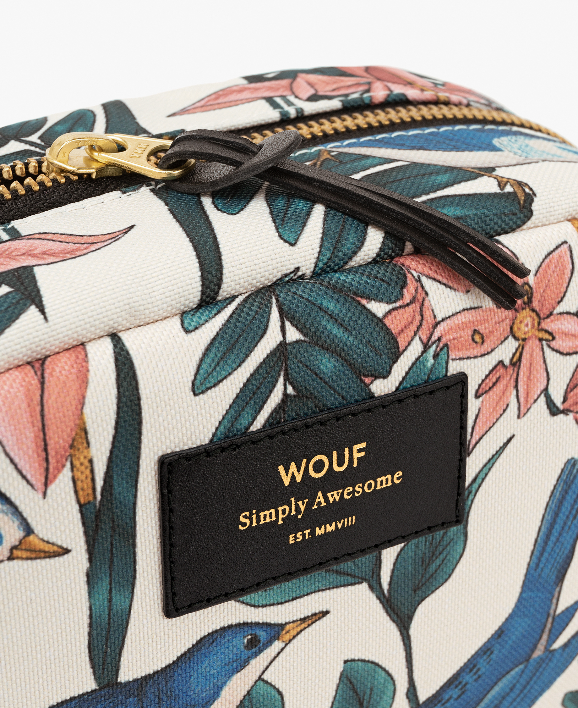 simply awesome toiletry bag