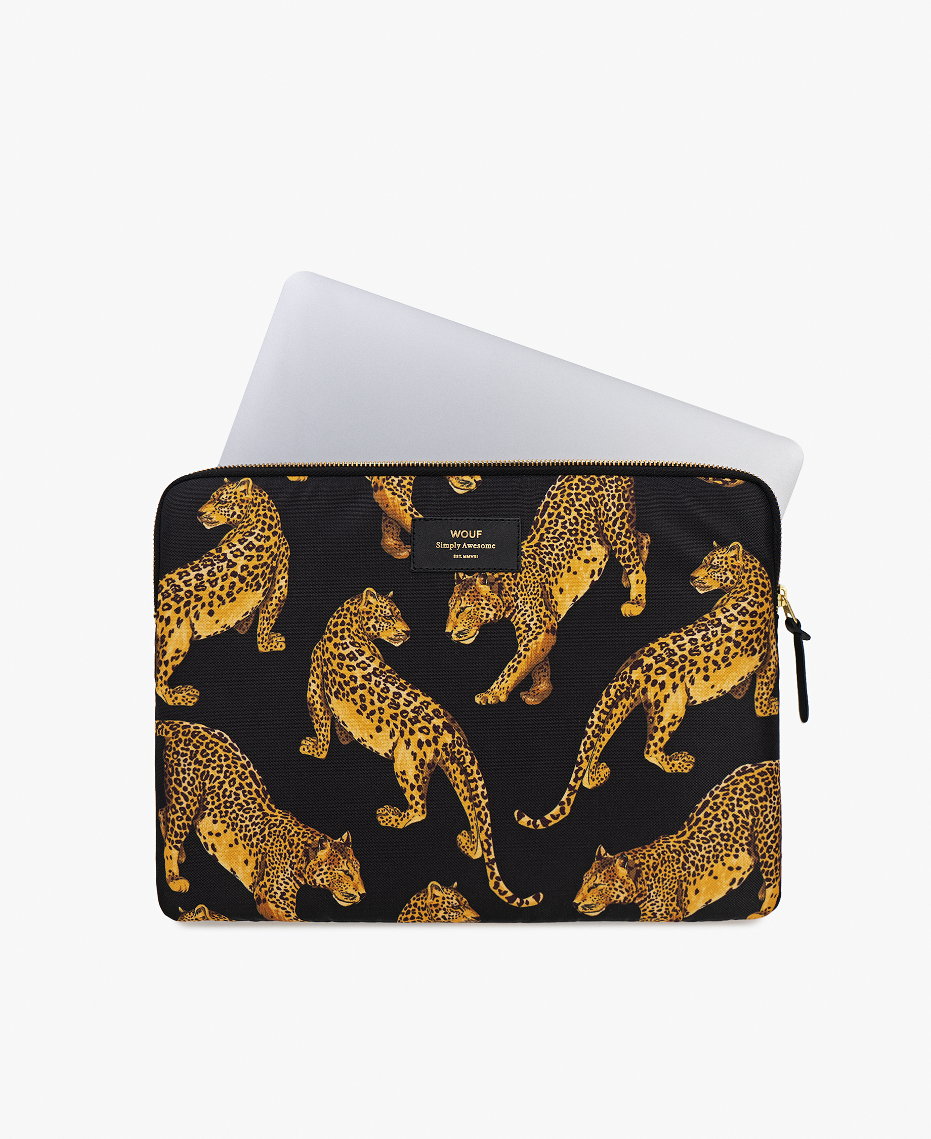 animal laptop cover
