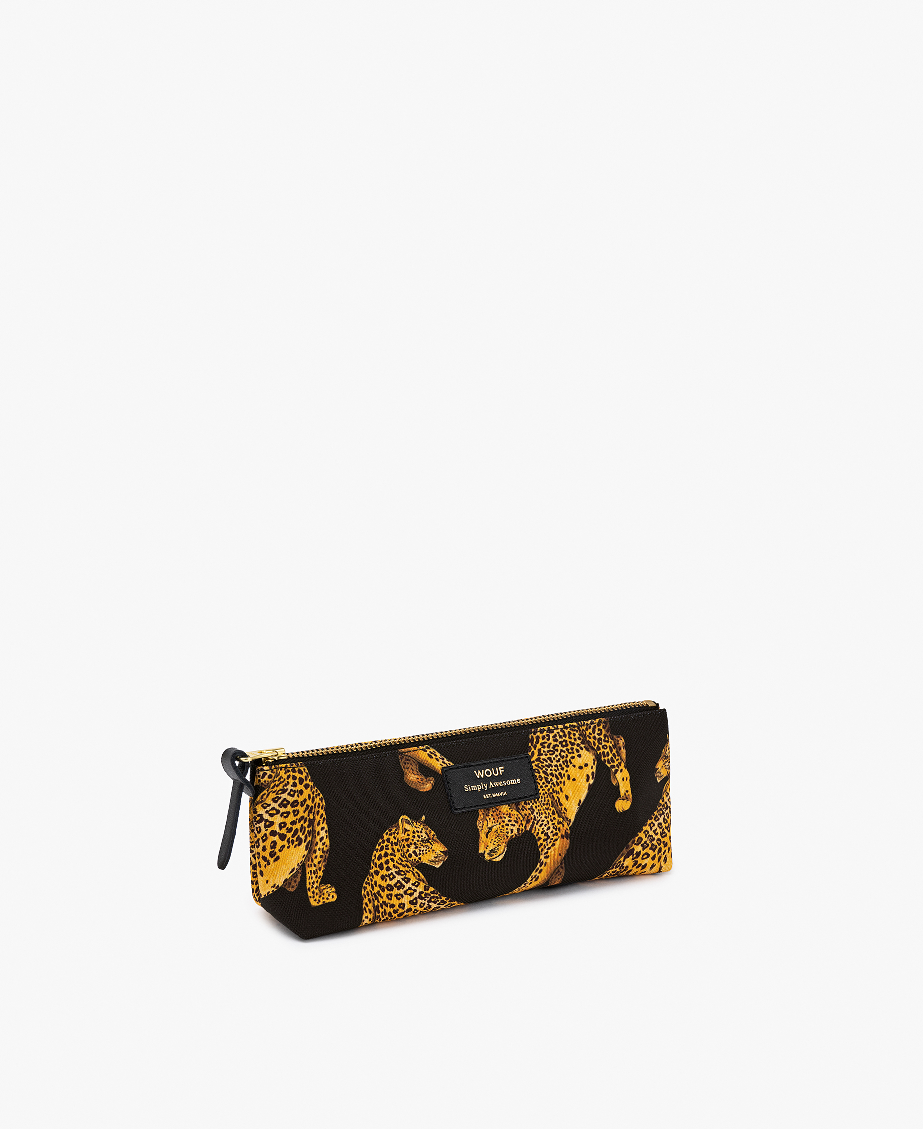 black Woman Pencil case