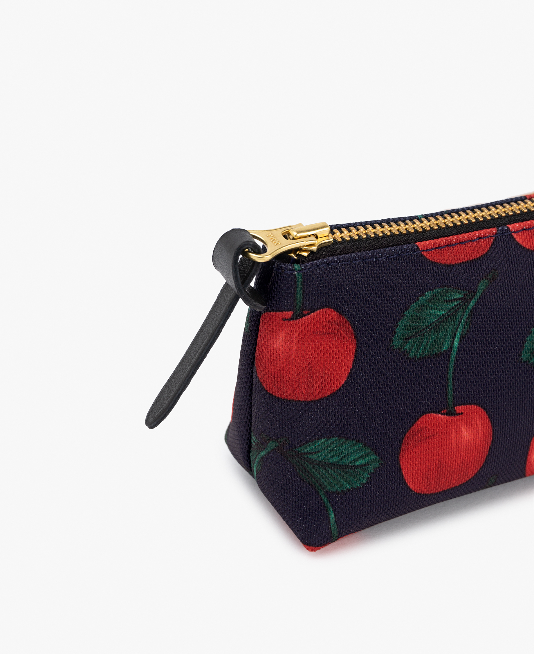 red fruits Pencil case