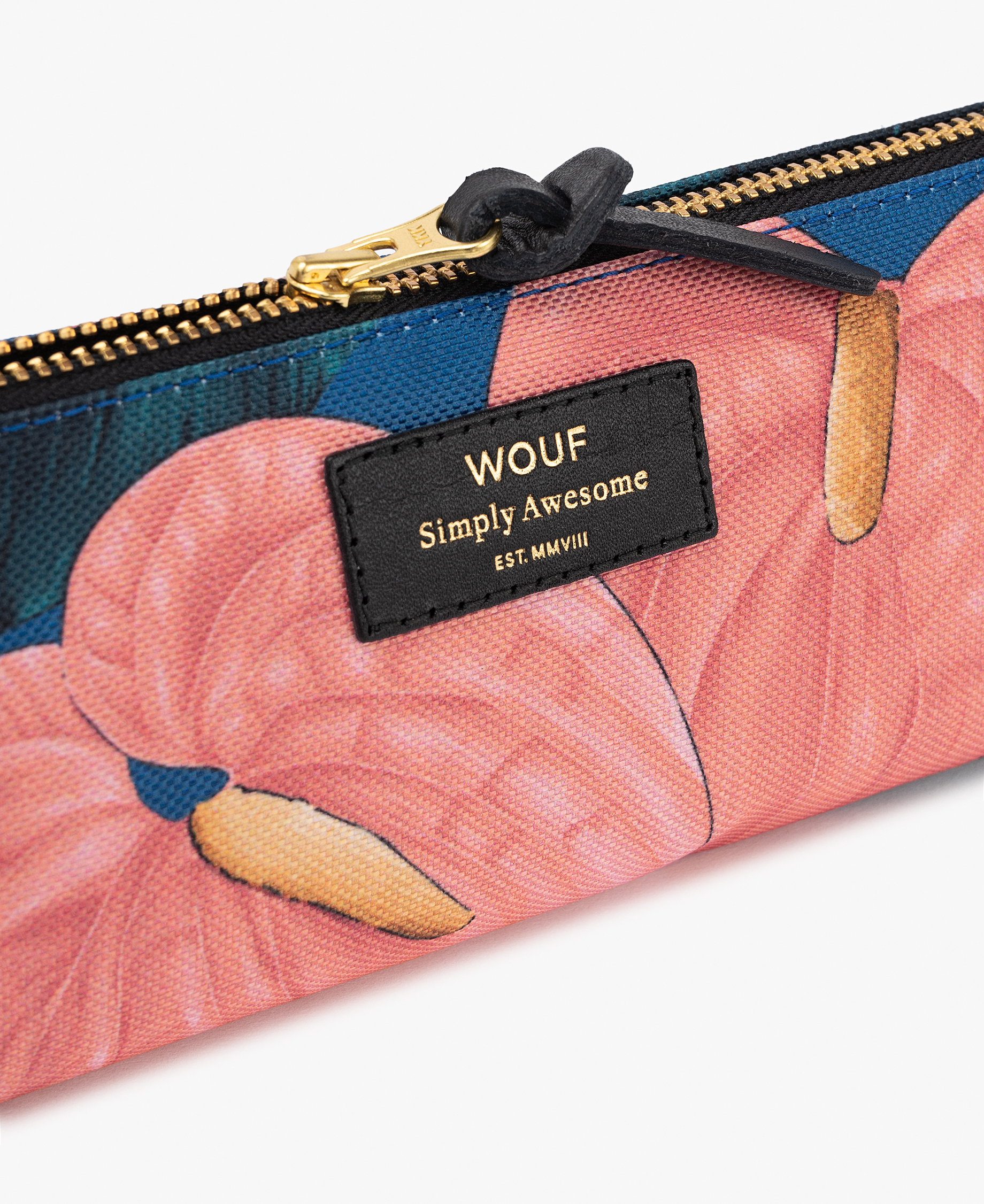 Woman Pencil case