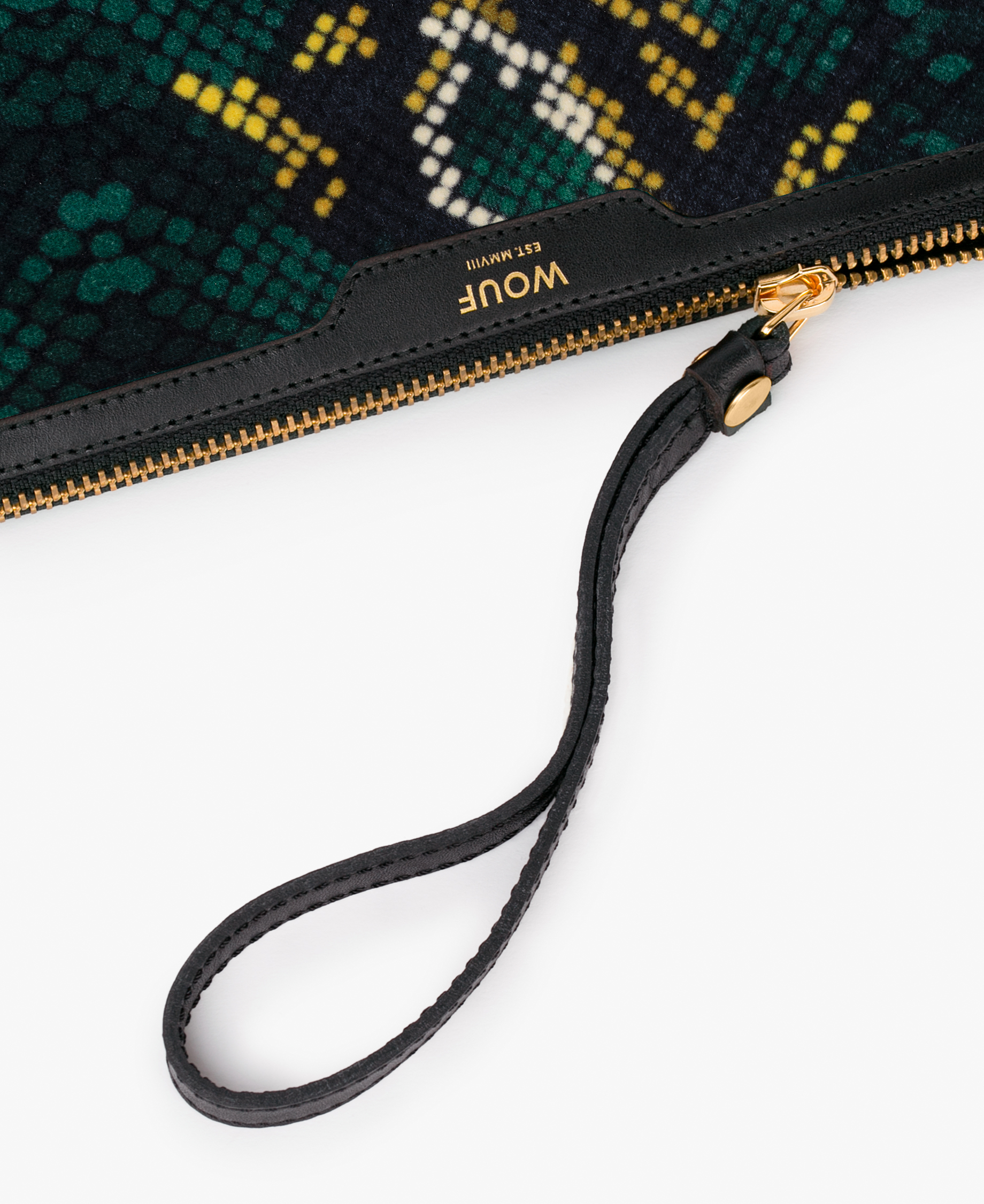 Snakeskin Evening clutch bag