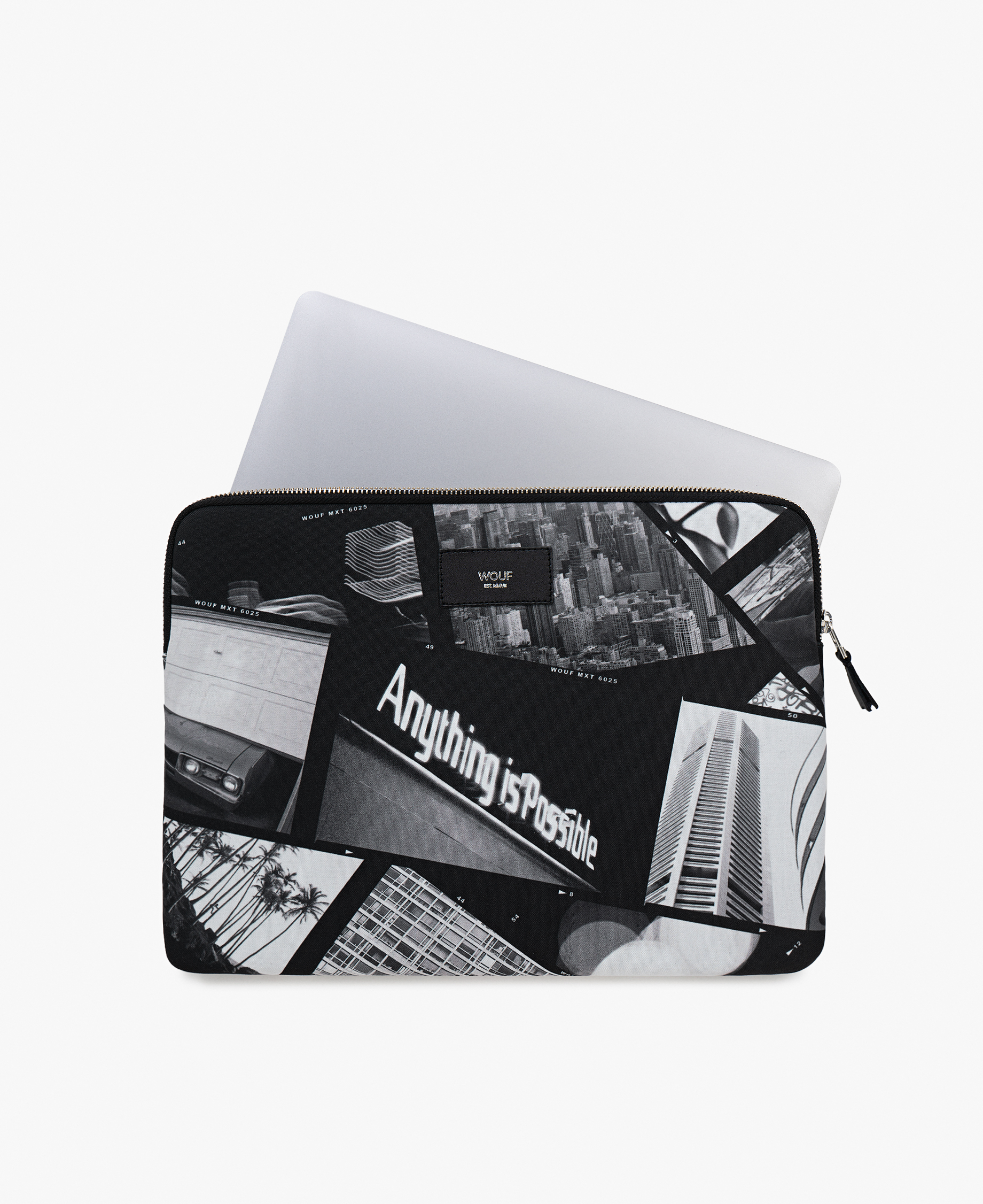 city design laptop case