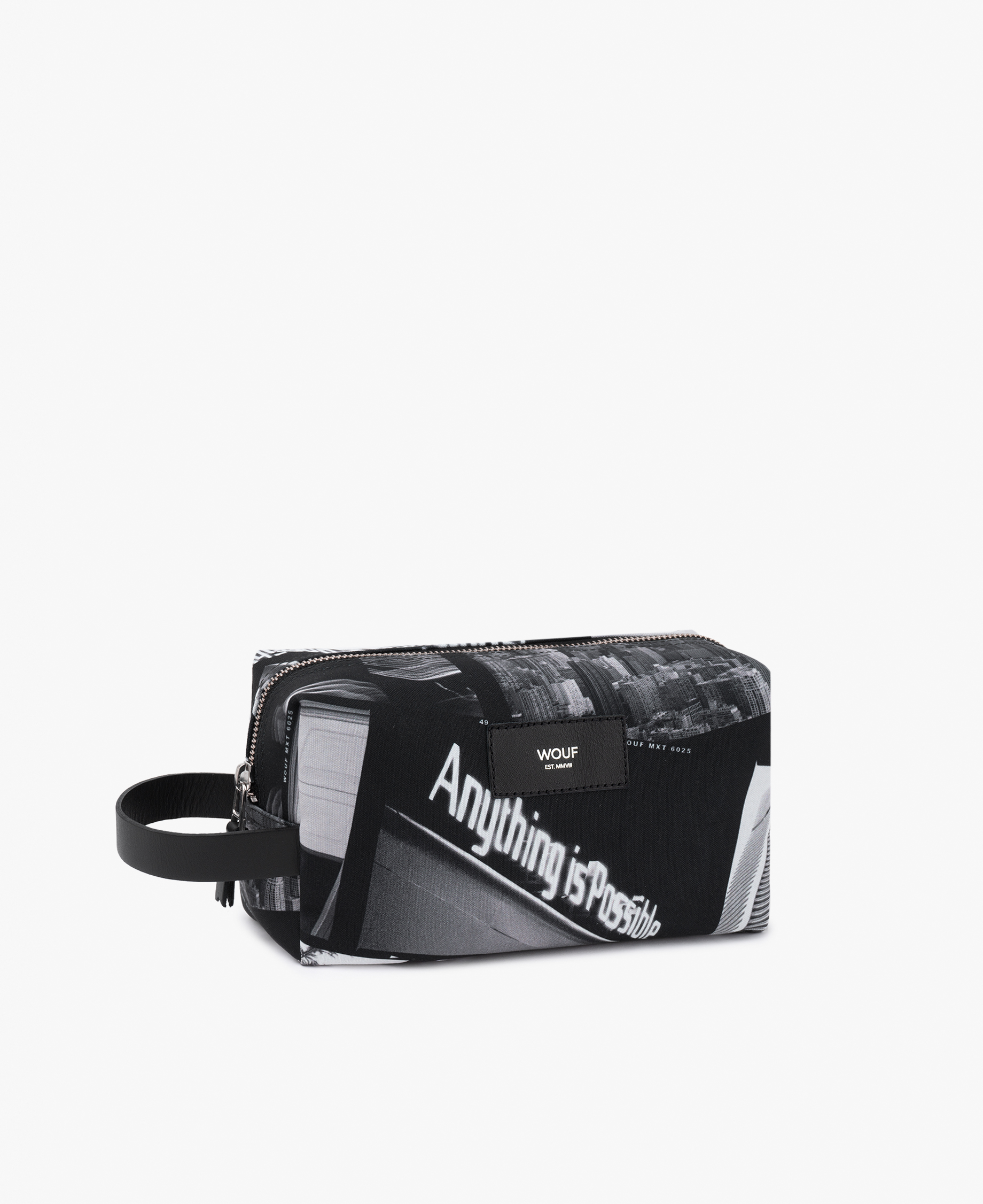 anything is possible toiletry bag
