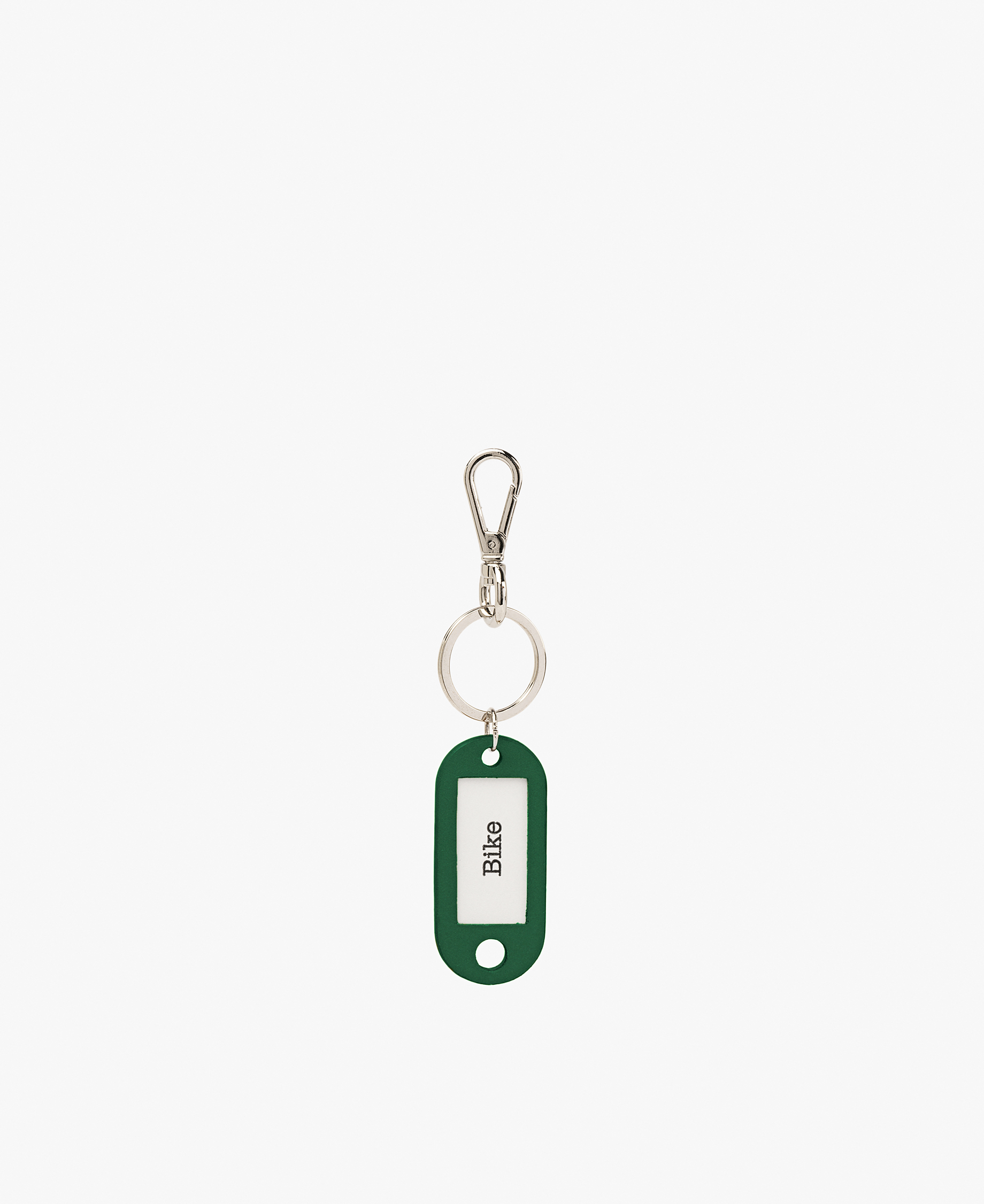 Green key holder