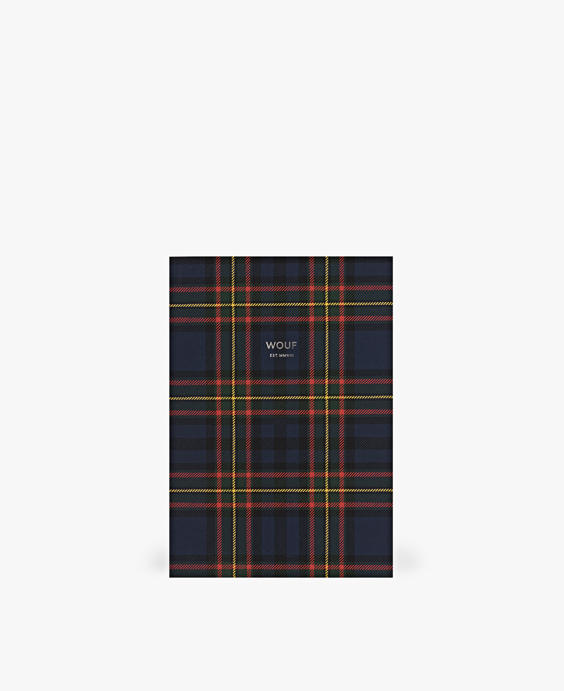scottish man journal notebook