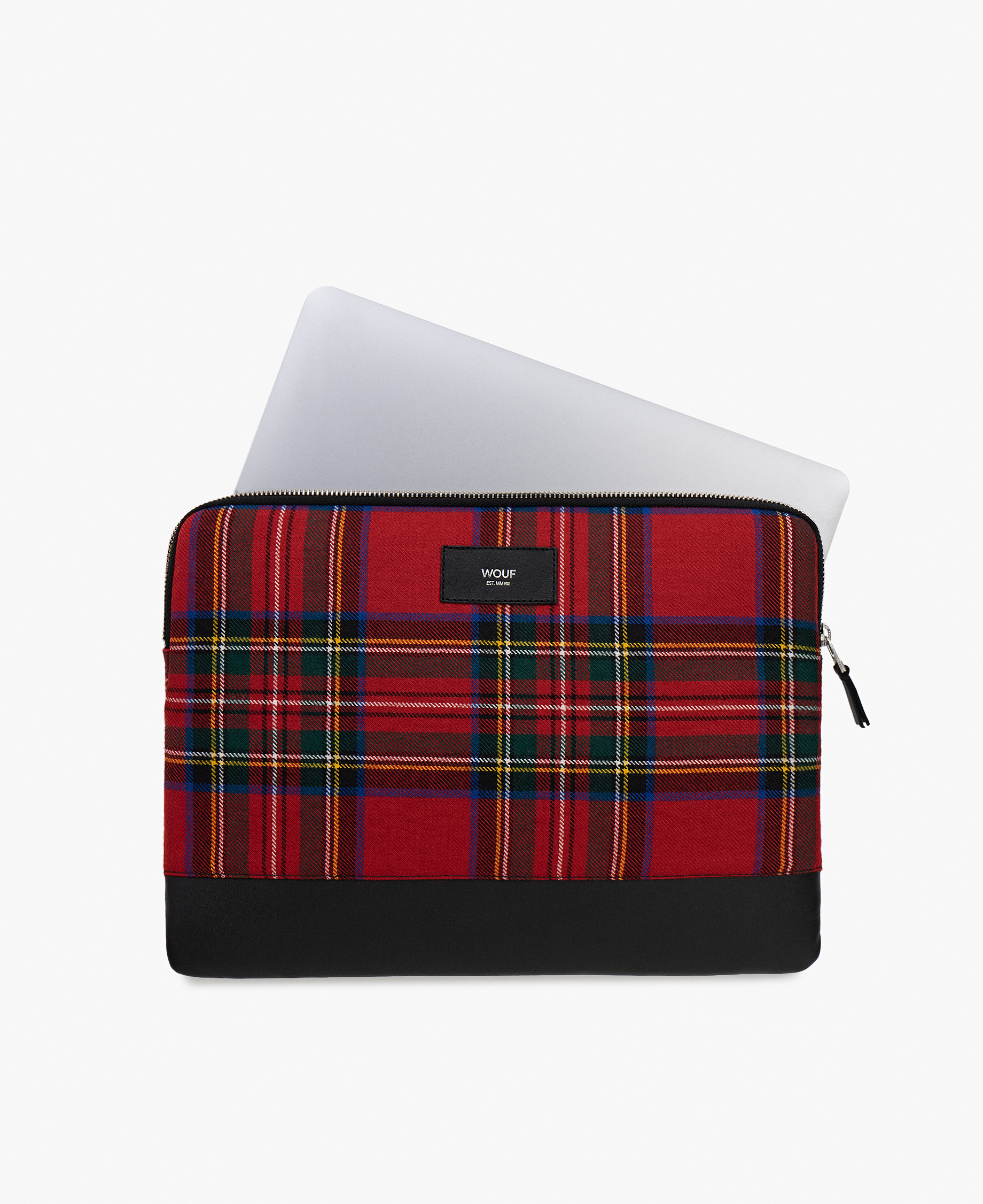 red man laptop case