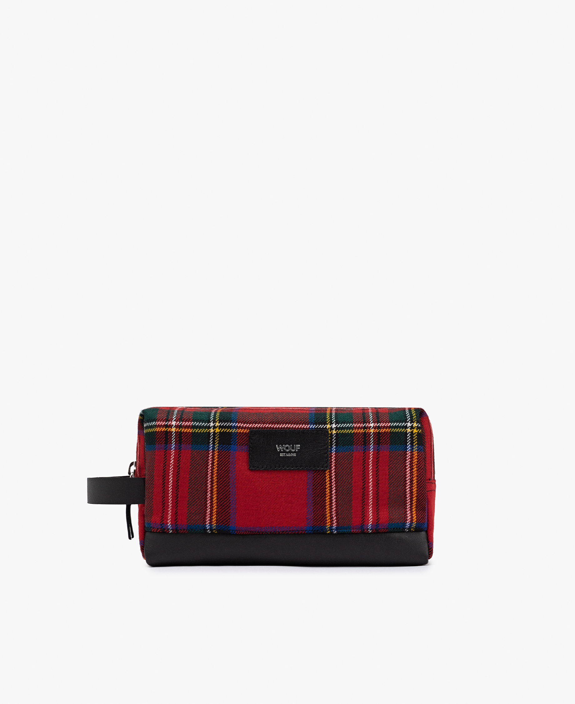 red man toiletry bag