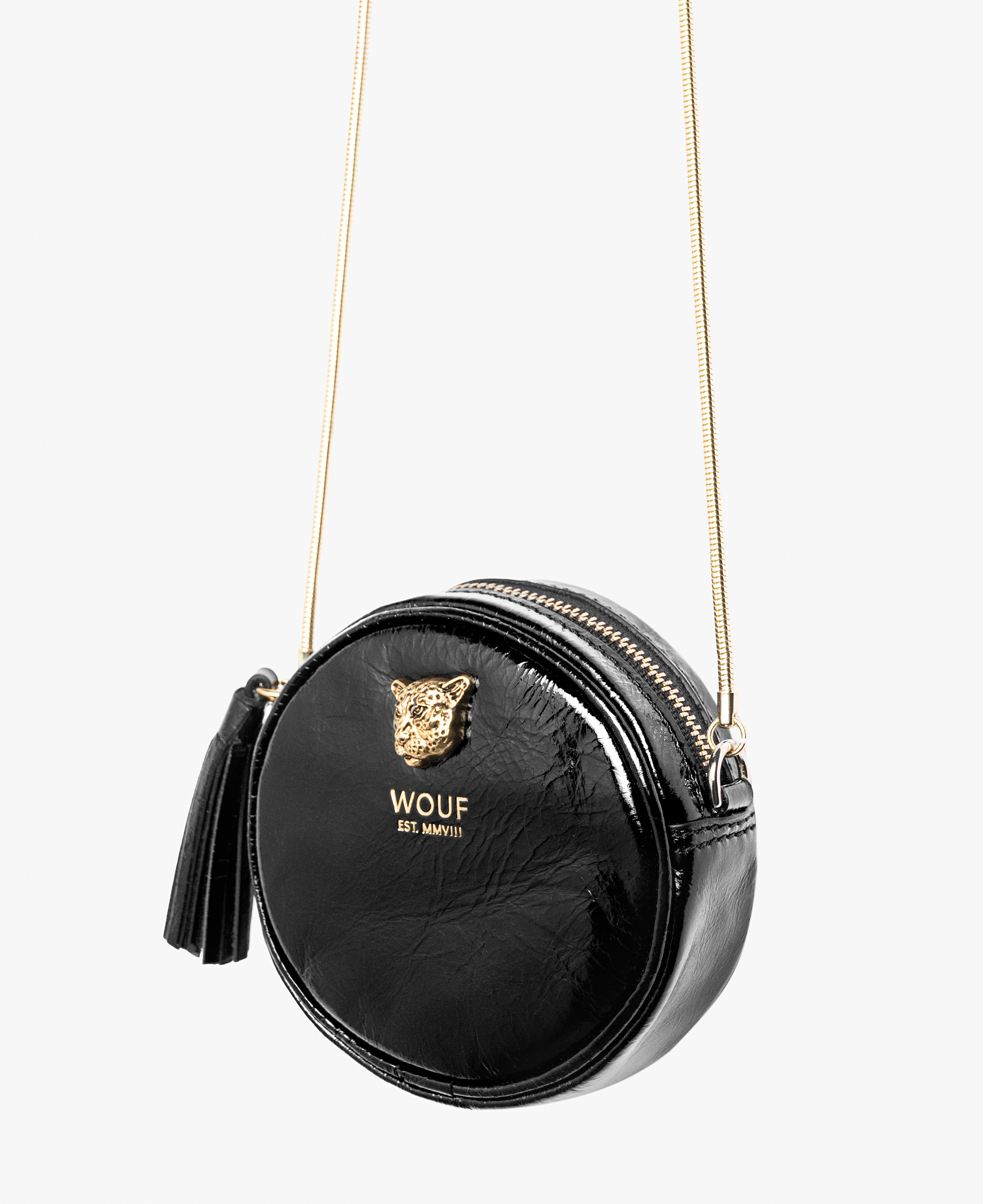 evening black mini bag