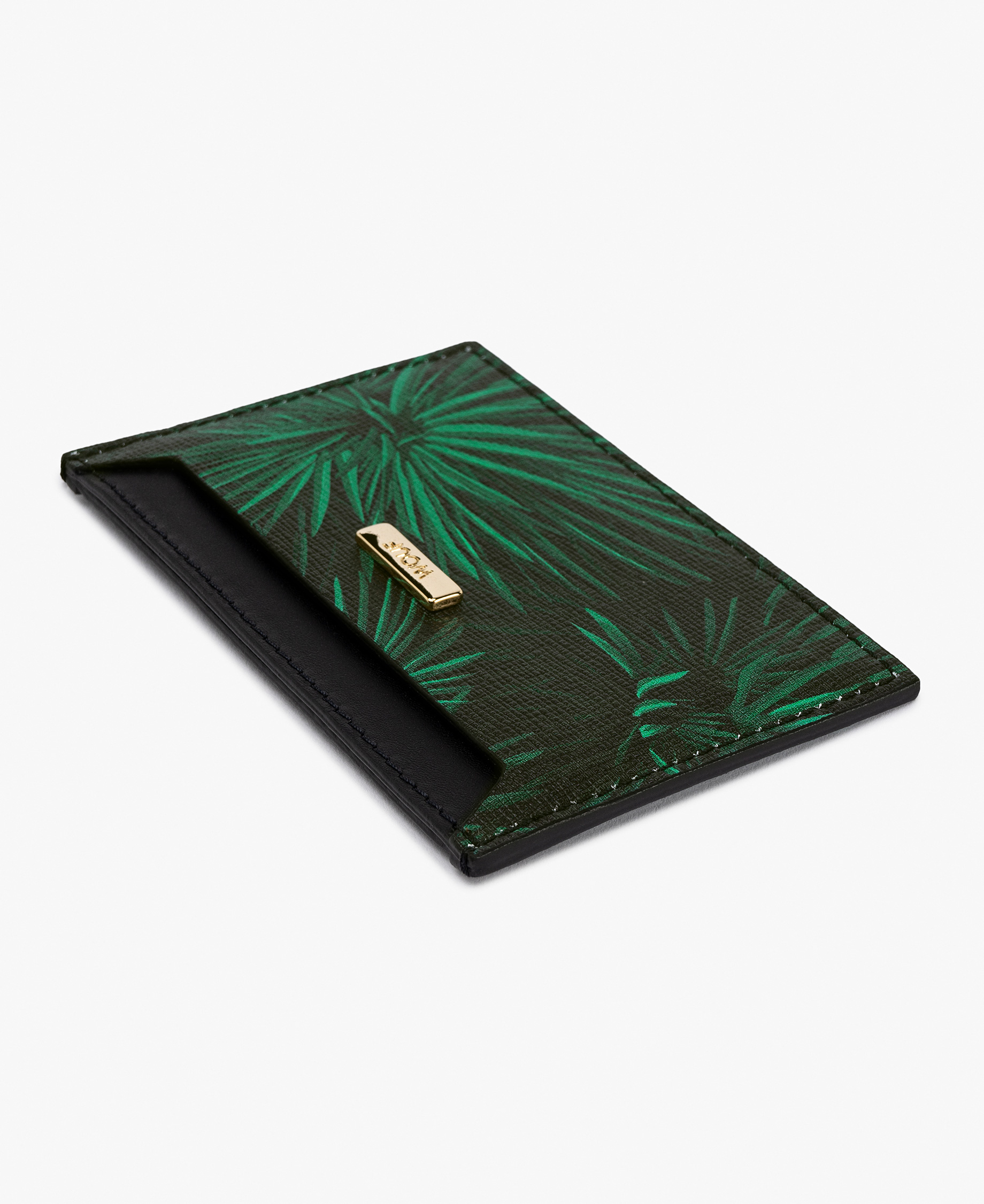 woman chic credit card holder