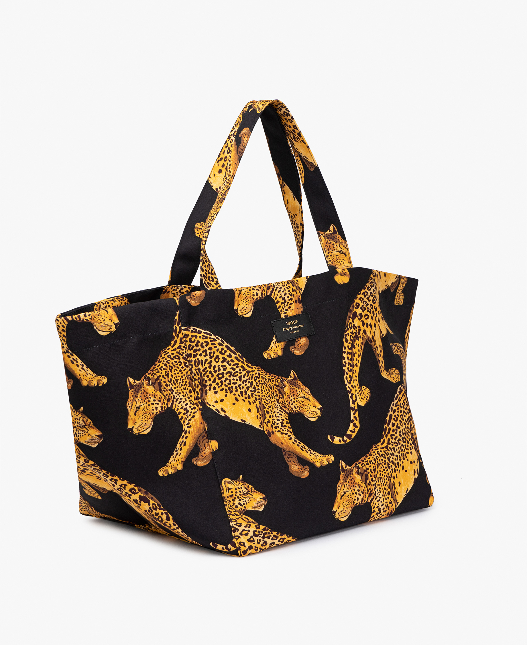 black tote bag for woman