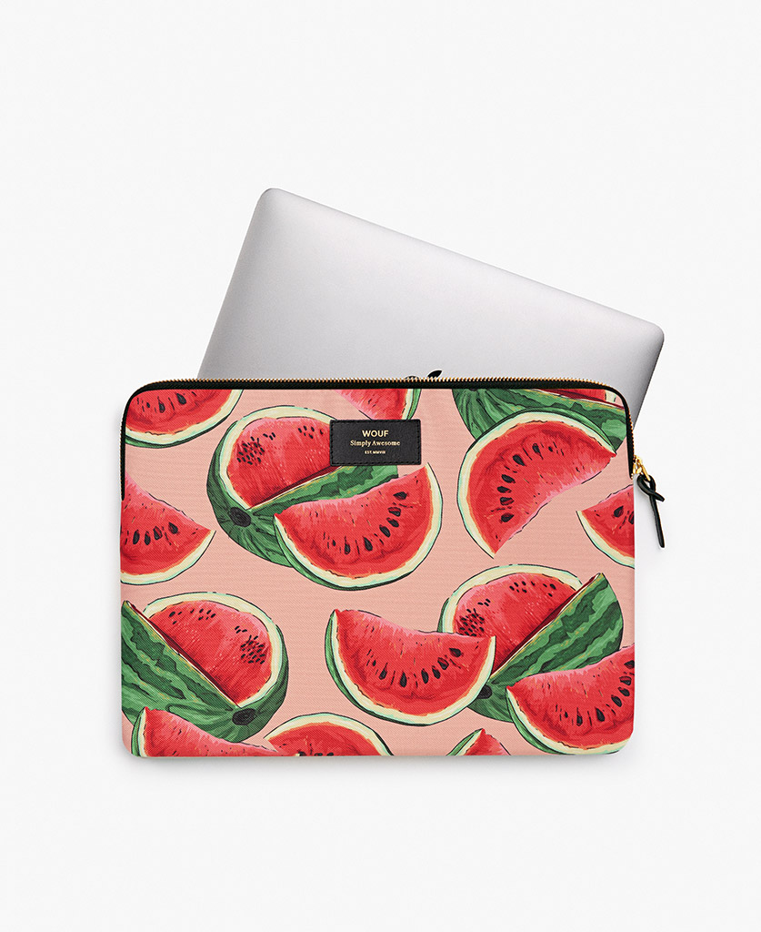 woman laptop case for summer