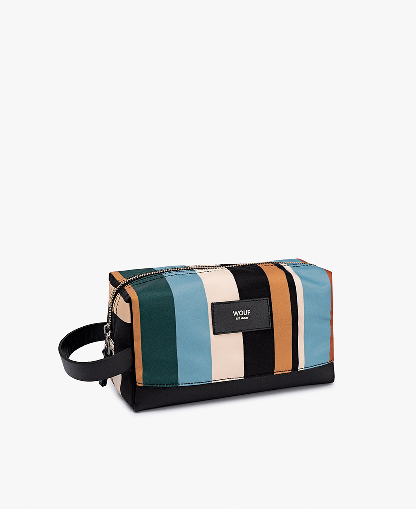 colorful toiletry bag for man